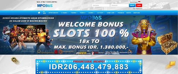 Mpo365 Menyediakan 6 Platform Taruhan Slot Game Terlengkap