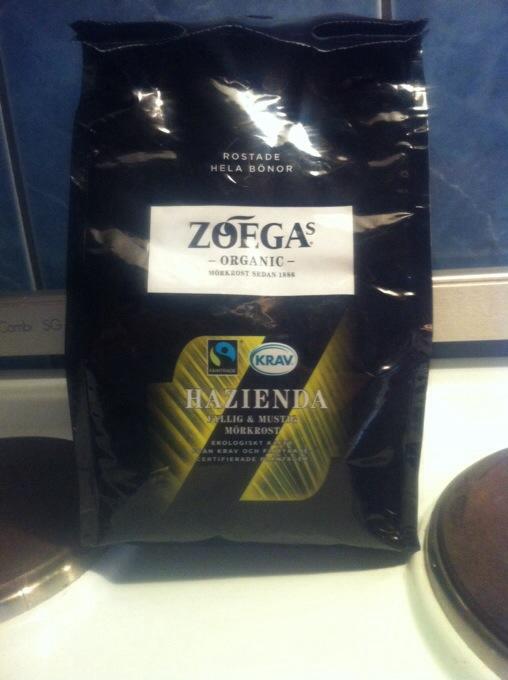 kaffe utan garvsyra