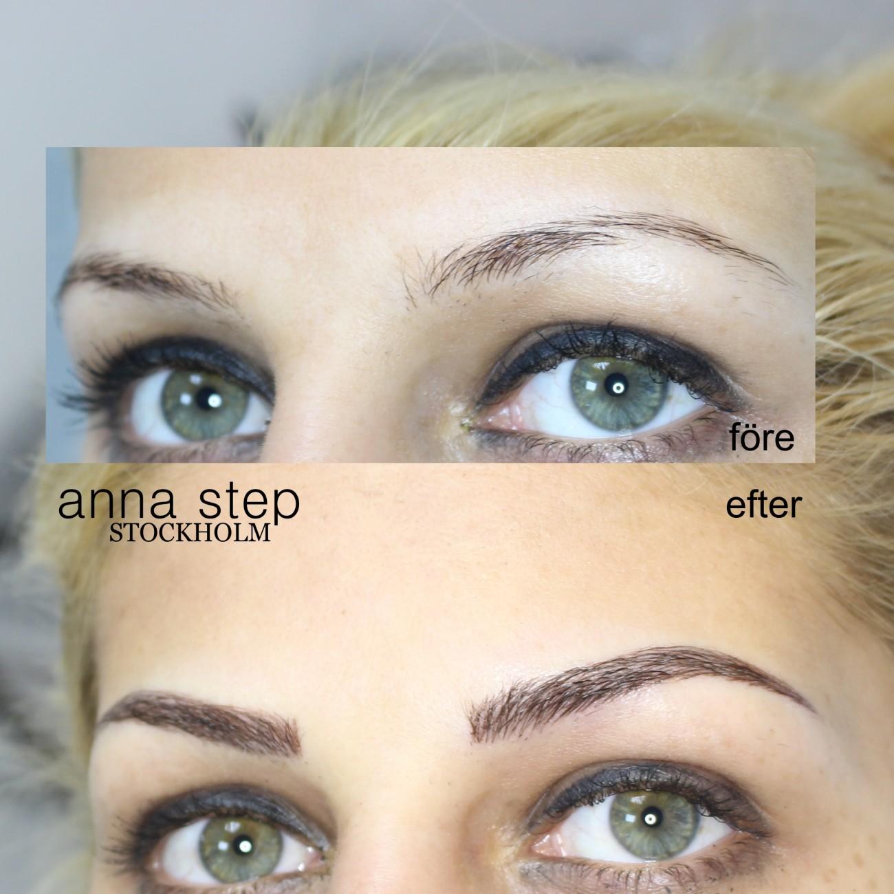 tatuera eyeliner stockholm