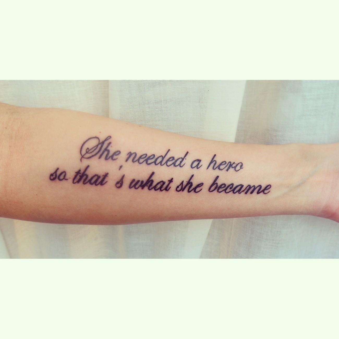text tatuering tips