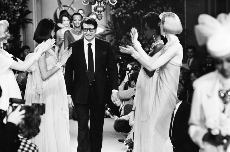 Obit Yves Saint Laurent