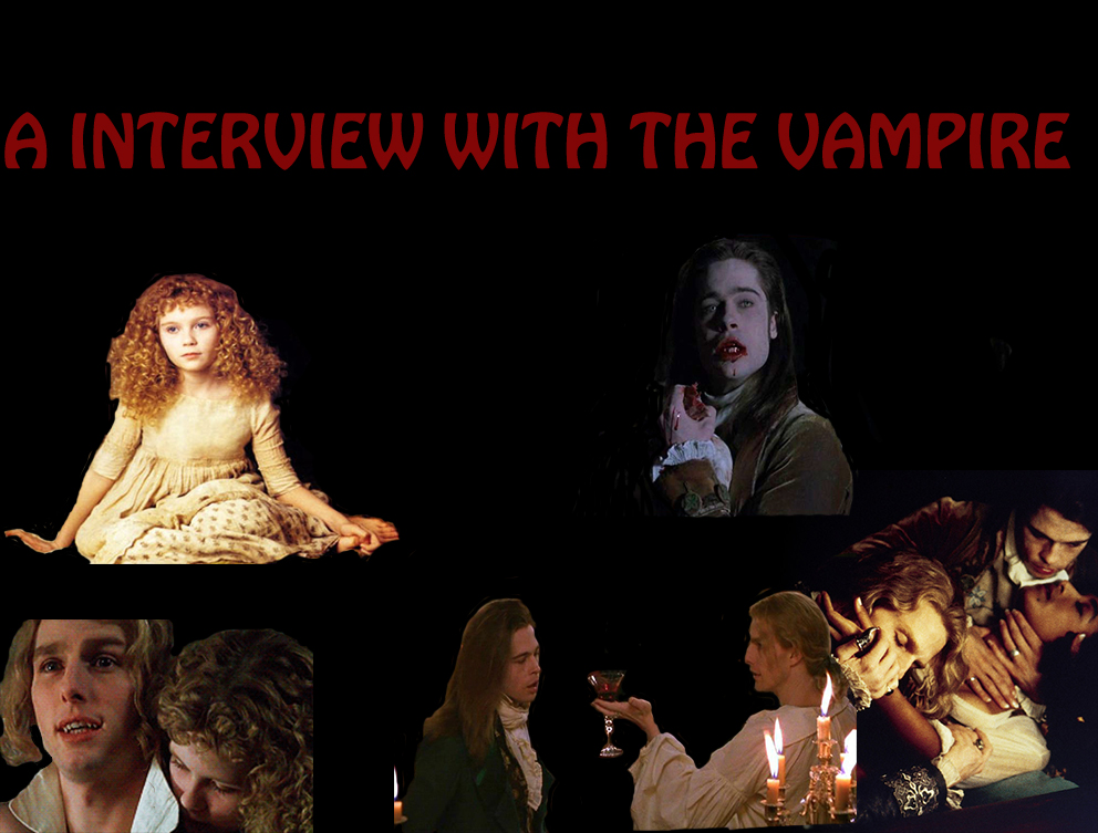Pin Interview With The Vampire Interview With The Vampire on Pinterest
