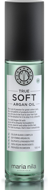 Maria-Nila-True-Soft-Argan-Oil-100ml