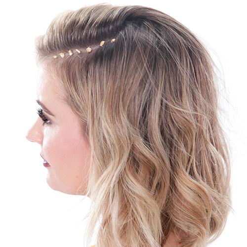 Gold-Leaf-Hair-Tutorial