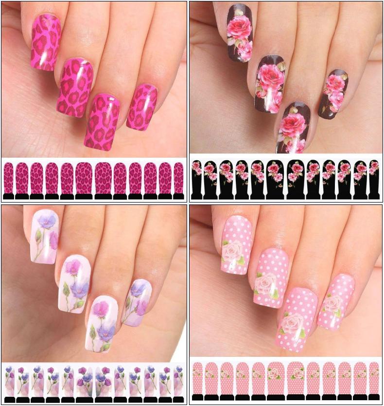 stickers naglar