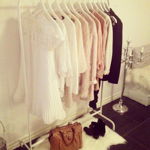 Inspiration sovrum en stylistas drömmar