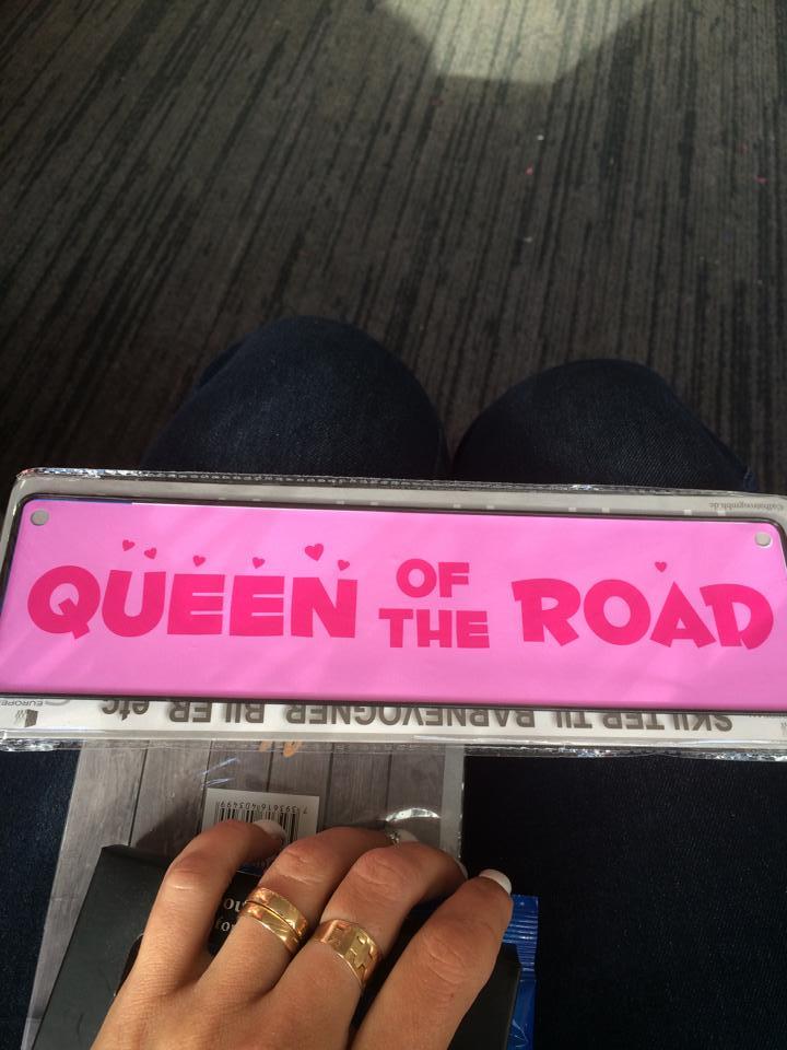 queenonroad