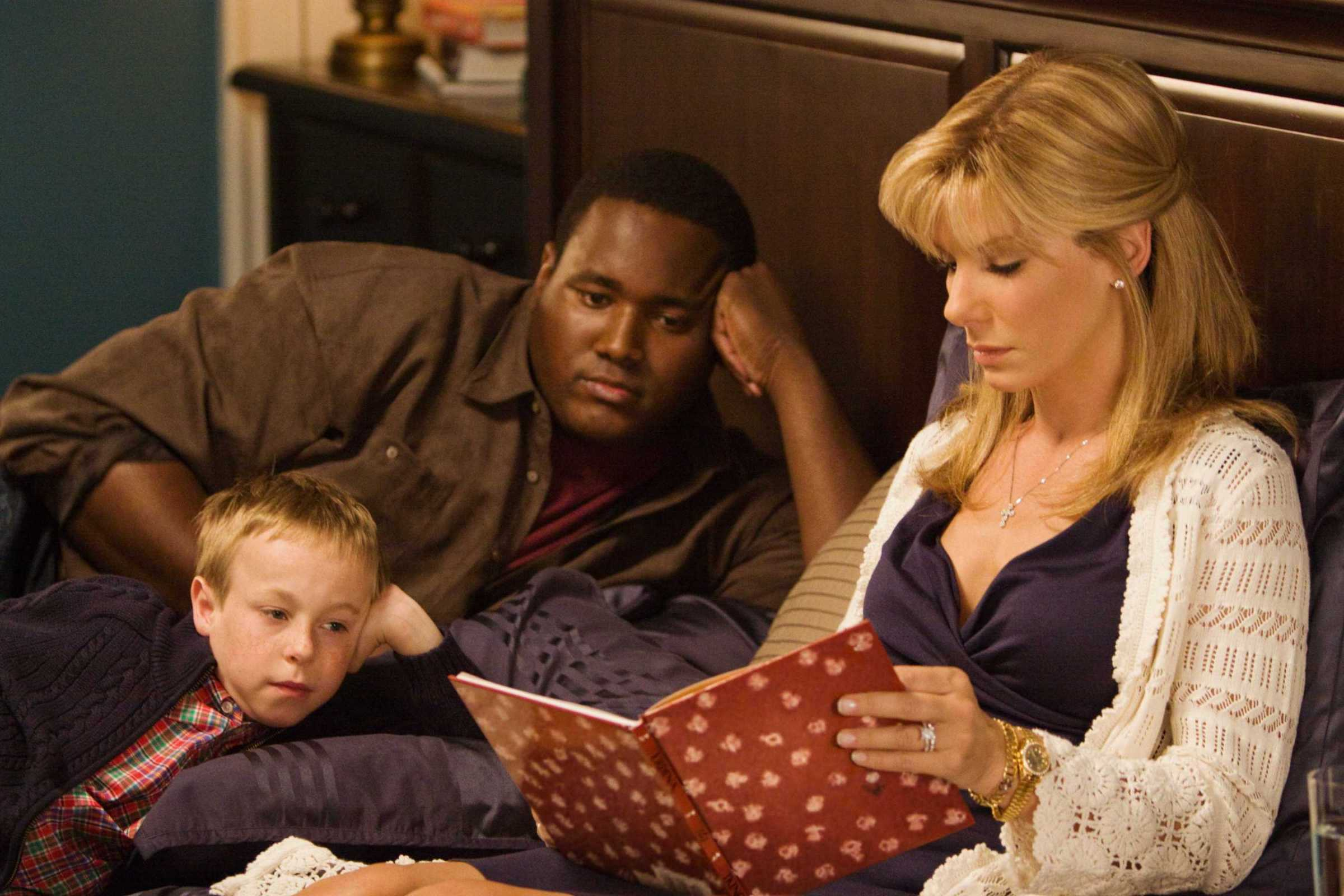 THE BLIND SIDE » ...
