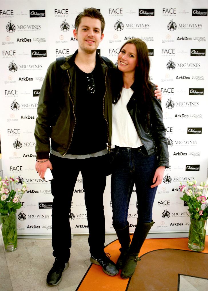 Erica Ahlström och Theo Richter2