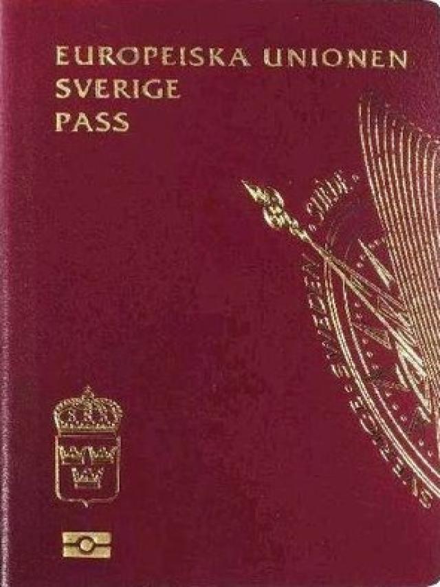 svenska pass