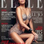 Eva Longoria för Elle Spanien