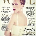 Scarlett Johansson för Vogue Mexico