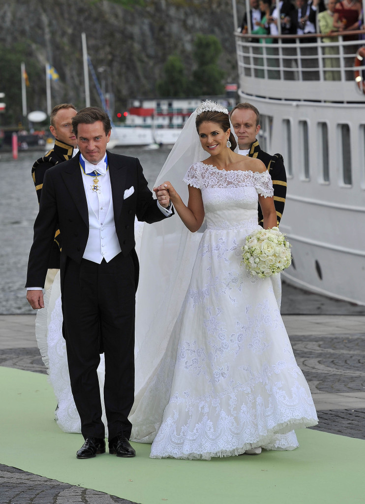 Wedding of Princess Madeleine and Christopher ONeill