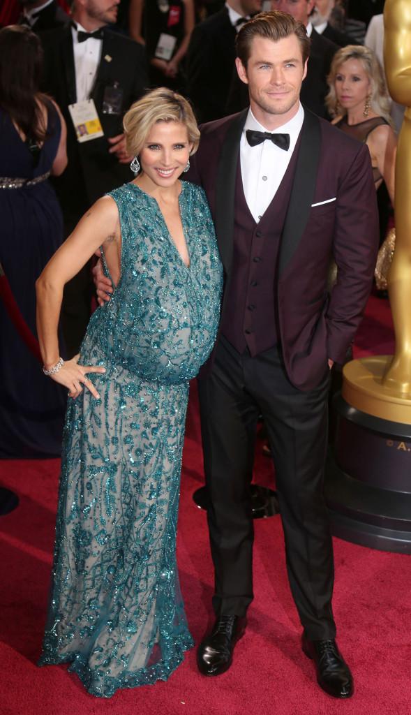 Chris Hemsworth har fått tvillingar » Kändisbloggen