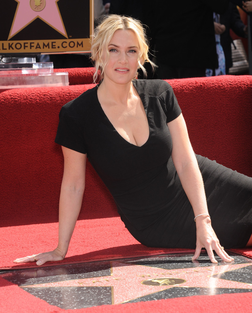 Walk OF Fame: KATE WINSLET