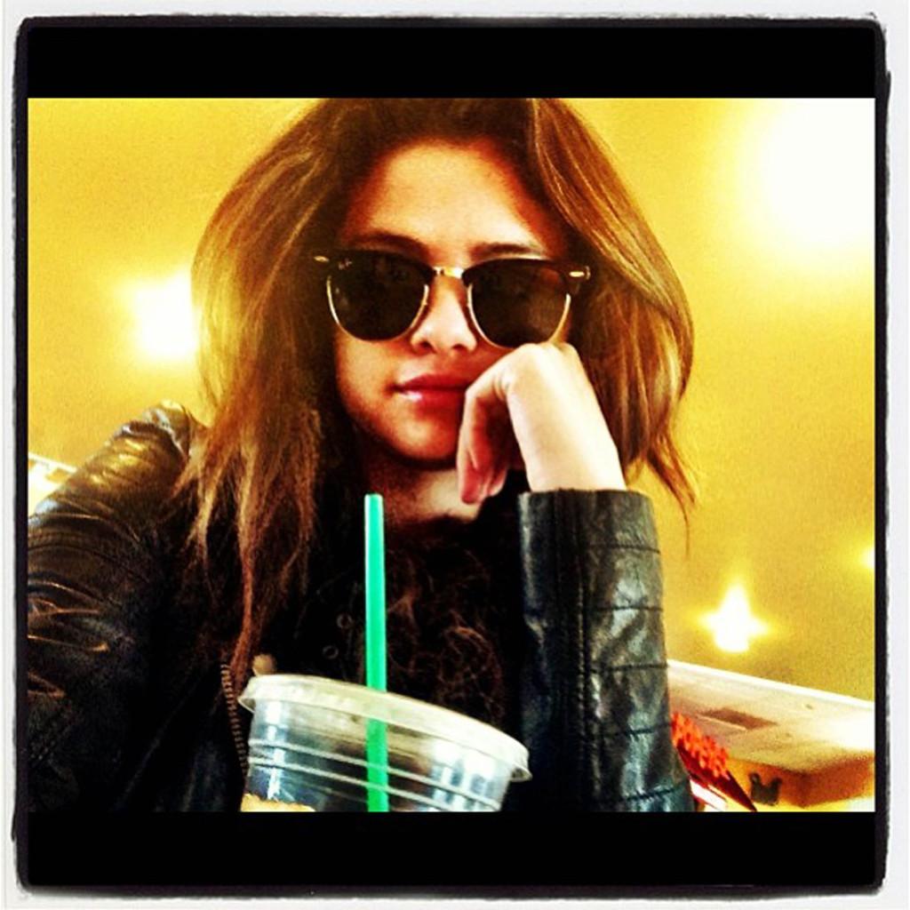 Selena Gomez writes Hidalgo, Ive missed this :) ill see you soooon