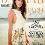 Alessandra Ambrosio för Harpers Bazaar Arabia