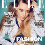 Amanda Seyfried för ELLE UK