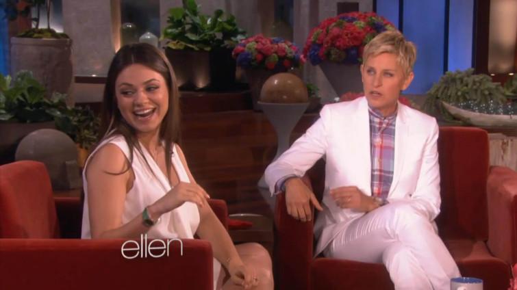 Ellen de Generes Show
