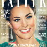 Kate Middleton för Tatler UK