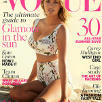 Kate Upton för Vogue UK