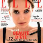 Natalie Portman för ELLE France