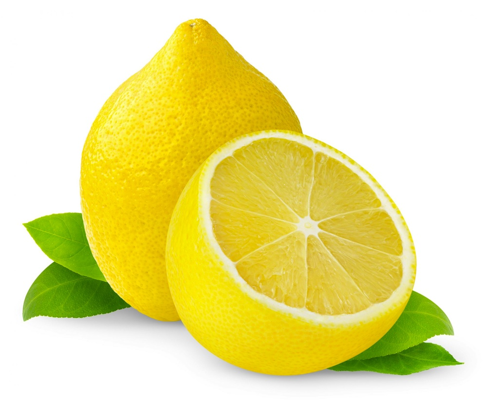 خلطات طبيعية رهيبة سريعة لتفتيح Lemon.jpg