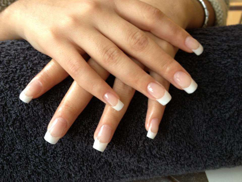 gelepulver naglar