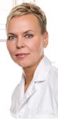 """Carina Persberg är själv en perfekt förebild för """"Go make-up free""""."""