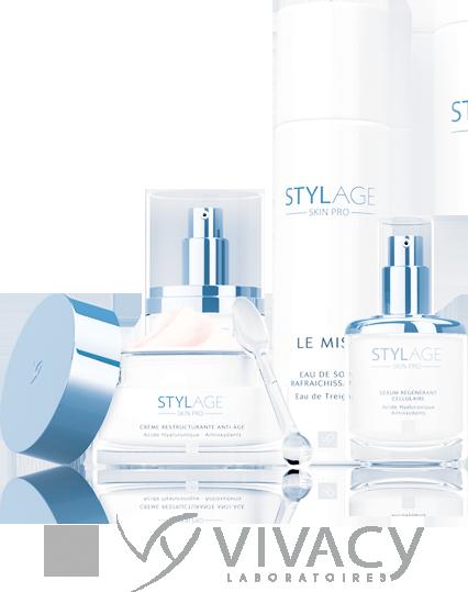 Nya serien SKIN PRO från Laboratoires Vivacy har en underbar spray som lugnar huden efter en fillerbehandling.