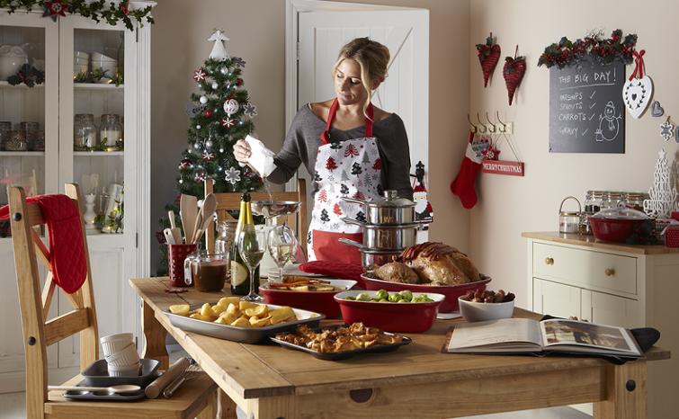 jul med matlagning