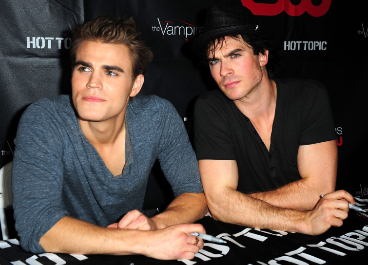 Vampire Diaries Season 2 Cast Tour
