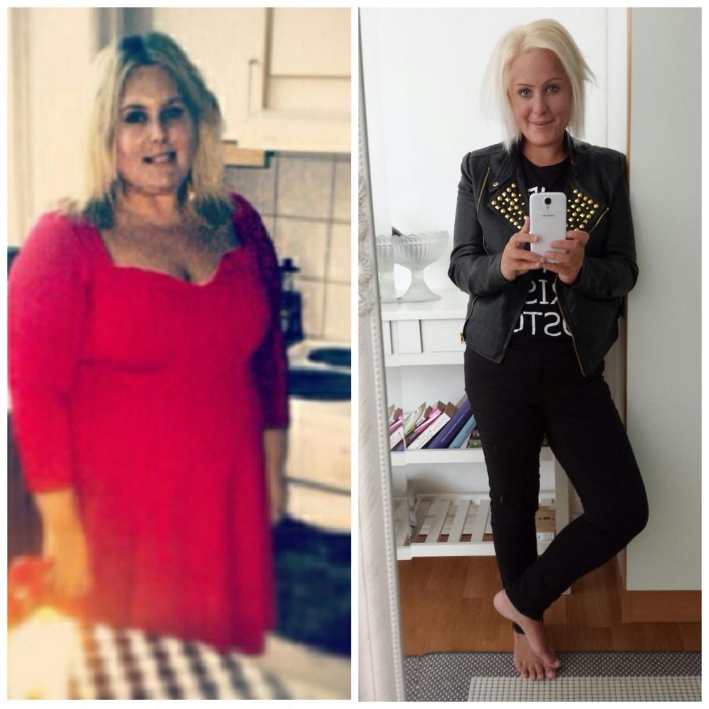 viktnedgång nutrilett 3 veckor
