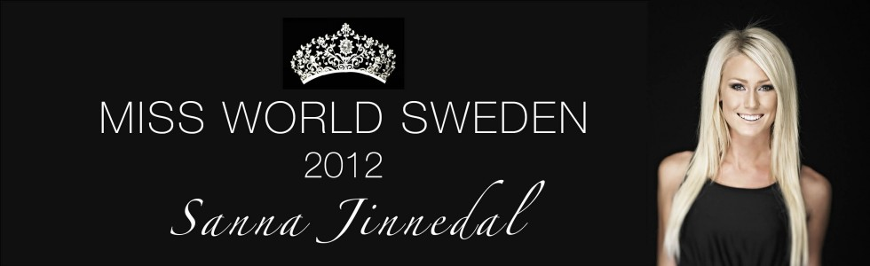 Miss World Sweden 2012