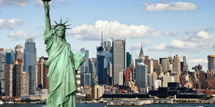 NEWYORK STATUE DE LA LIBERTE
