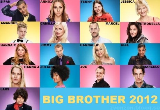 big brother 2012 sverige