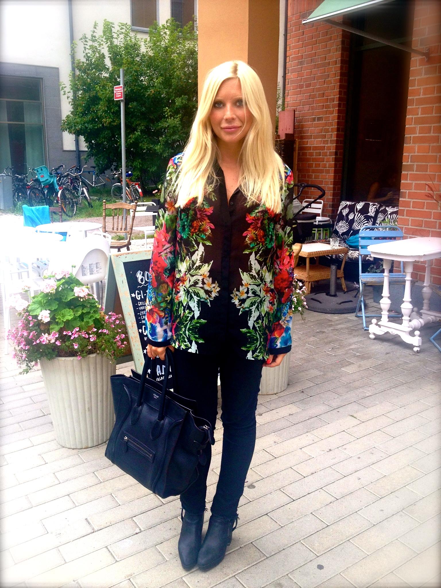 Dagens outfit » Sophie Rosensvärd