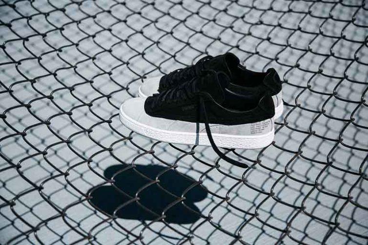 Les chaussures à joints STAMPD x PUMA 88-18 seront sur les étagères
