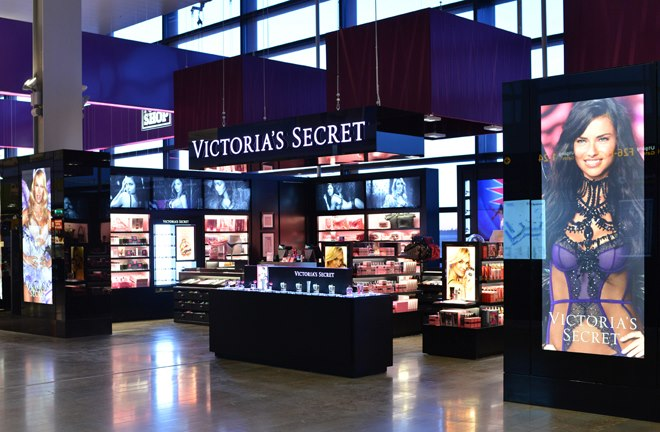 victoria secret hamngatan öppettider