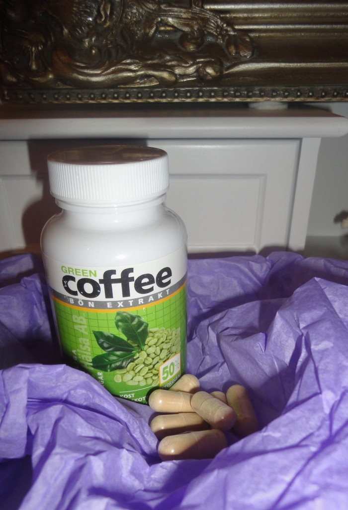 green coffee fungerar det